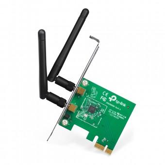 TP-Link Wireless LAN Karte TL-WN881ND, 300 Mbit (802.11n)
