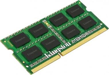 Kingston - 8 GB ValueRAM DDR3L-1600 (SO-DIMM) 1.35V