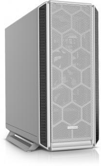 ATX-Midi be quiet! Silent Base 802 weiss (schallgedämmt)