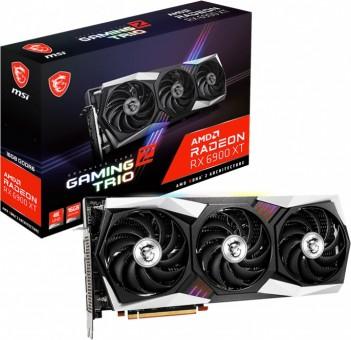 MSI Radeon RX 6900 XT Gaming Z Trio, 16GB, HDMI, 3xDP