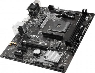 MSI B450M PRO-M2 MAX, AMD B450, AM4, mATX