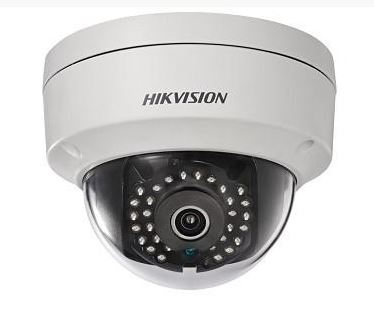 Hikvision 4 MP DS-2CD2142 (2.8mm HD-Dome Kamera)