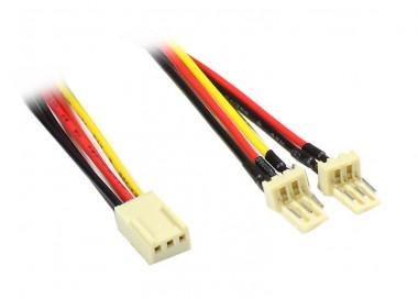 3-Pin Y-Kabel für Lüfter, intern