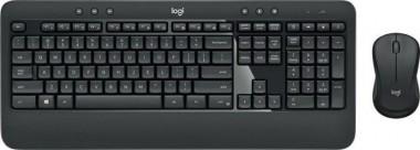 Logitech Wireless Combo MK540 Advanced - Tastatur, Maus