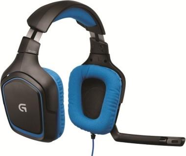 Logitech G430 Gaming Headset, 7.1