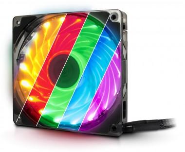 Argus LED RGB Lüfter, 12cm