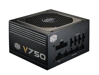 Cooler Master V750 750W, 80+ Gold, Modular