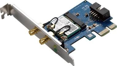 ASUS Wireless LAN Karte AC55BT, 867 Mbit (802.11ac), Bluetooth