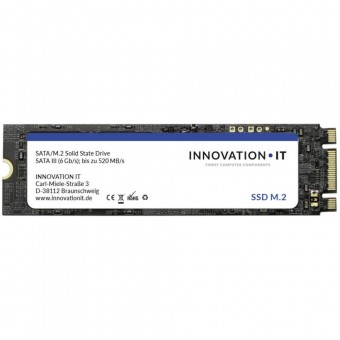 Innovation IT 512 GB, M.2 SATA SSD