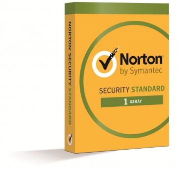 Norton Security Standard (V3.0), 1 Gerät, 1 Jahr Schutz