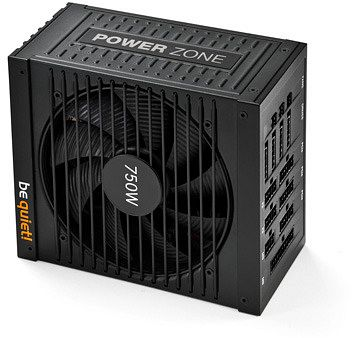 be quiet! Power Zone 750W, 80+ Bronze, modular