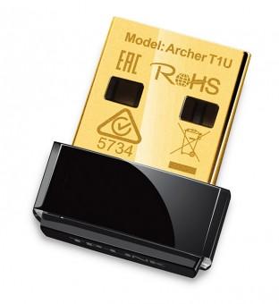 433Mbit Wireless-LAN USB Adapter MINI, Archer T1U, 802.11ac