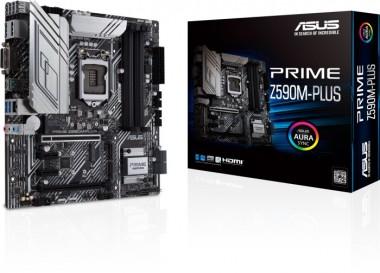 ASUS Prime Z590M-Plus, Sockel 1200, mATX