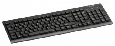 Tastatur Standard, schwarz, USB