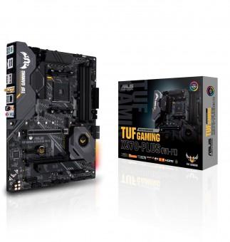 ASUS TUF X570-Plus Gaming WiFi, AMD X570, AM4, ATX, WLAN+BT