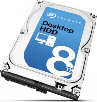 Seagate 8000 GB, ST8000DM004, 5400 U/min, SATA-600