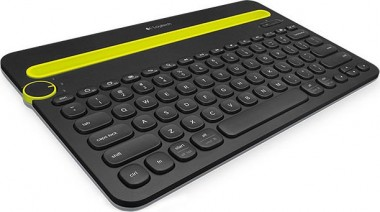 Logitech Multi-Device K480 Tastatur, Bluetooth