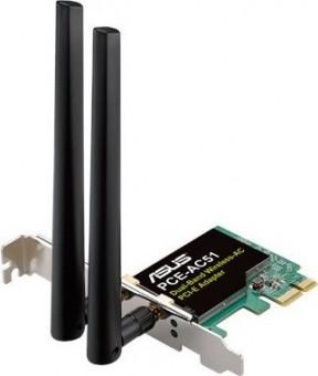 ASUS Wireless LAN Karte AC51, 433 MBit (802.11ac)