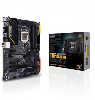 ASUS TUF Gaming Z490-PLUS, Sockel 1200, ATX, Z490