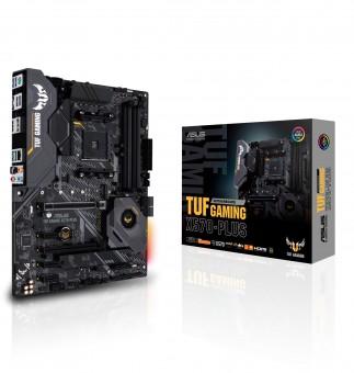 ASUS TUF X570-Plus Gaming, AMD X570, AM4, ATX