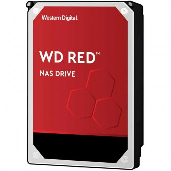 WD Red 8 TB, WD80EFAX, 256MB Cache, SATA-600