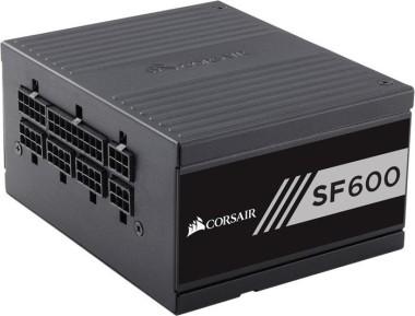 Corsair SF600 SFX 600 Watt, modular, 80+ Gold, Semi-passiv