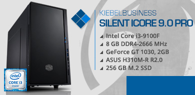 Business PC Silent icore 9.0 pro