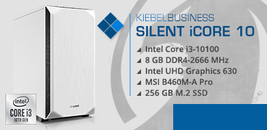 Business PC Silent icore 10