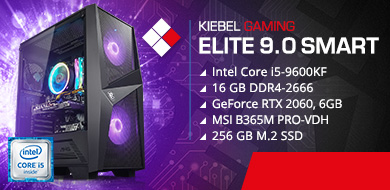 Gamer-PC Elite 9.0 smart