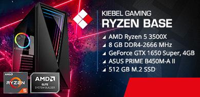 Gamer-PC Elite Ryzen Base