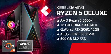 Gamer-PC Elite Ryzen V deluxe