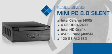 Mini-Serie Mini PC 8.0 Silent
