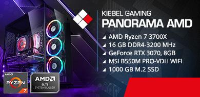 Gamer-PC Panorama AMD
