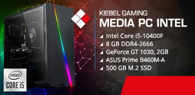 Media-PC premium intel 10.0