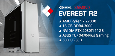 Kiebel Gamer-PC Everest R2