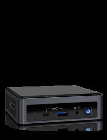Business Mini-PC Intel NUC i7 small pro