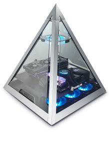 Gamer-PC Cube Pyramid [Intel]