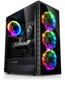 Kiebel Gamer-PC Speed v10
