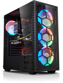 Gamer PC deluxe 9.0 mit RTX 2070S [190480]