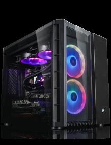 Gamer-PC Cube Crystal V