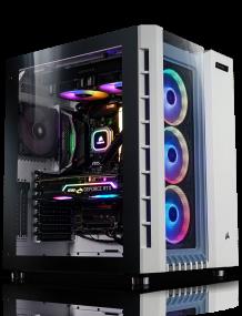 Gamer-PC Cube Corsair ICUe Intel edt.