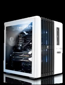 Gamer-PC Elite Cube 9.0 deluxe