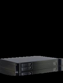 Business PC 10.0 im 19 Zoll Rack 1.5HE XS