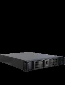 Business PC 10.0 im 19 Zoll Rack 2HE