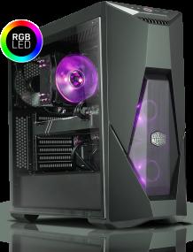 Kiebel Gamer PC Inferno mit nvidia RTX 2080 Super