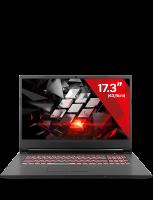Gaming Laptop Zyklon 9 Pro - 2060 (17.3)