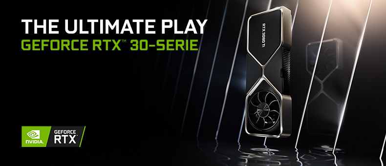 NVIDIA Geforce RTX 30er Ti Serie
